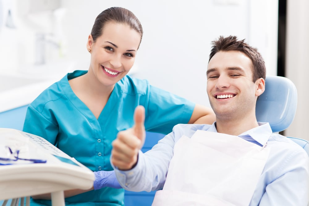 dental check up cleaning price