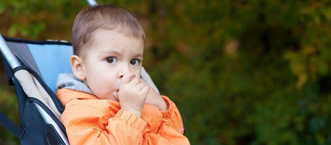 Child Sucking Thumb Habit Dental Issues