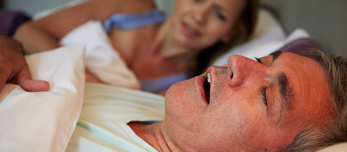 Sleep Apnoea - Snoring