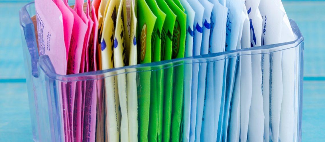 artificial sweeteners gut health